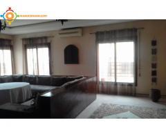 Vente d'un très bel appartement à Meknès