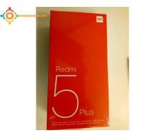 Xiaomi redmi 5plus gold 64gb neuf