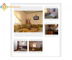 Appartement meublé climatisé