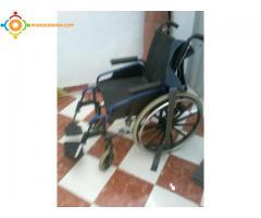 Vendre chaise roulante pour andicape
