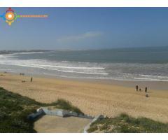 appartement meublé+piscine à la plage de Sidi Bouzid El Jadida Maroc