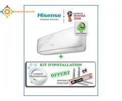 Climatiseur HISENSE 9000 Btu/h