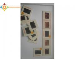 1700 Diapositives de photographies historiques
