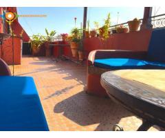 Appartement avec belle terrasse en vente à Rabat Agdal