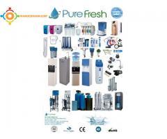 les appareils de filtration d'eau domestique et professionnelle