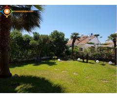 Villa jum 700m²à jardin ocean dar bouazza