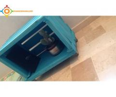Coffee table vintage touch / Caisse