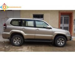 Toyota(4*4) diesel 2003