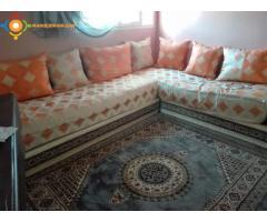 Appartement 3 chambres au centre de Meknes 115 m