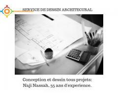Conception et dessin d'Architecture