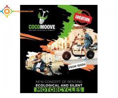 CocoMoove Marrakech Location, city coco électriques