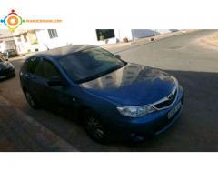 Subaru sport