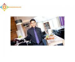 Demande d'emploi - caissier/vendeur/serveur