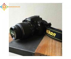 Nikon D60 Camera with Objectif 18-55mm
