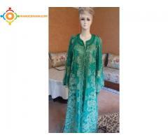Caftans et tenues marocains à vendre