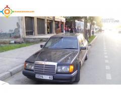mercedes 250 model 1991