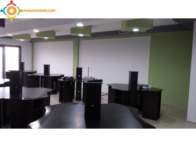 bureau quip a vendre bikhir annonce bon coin maroc. Black Bedroom Furniture Sets. Home Design Ideas