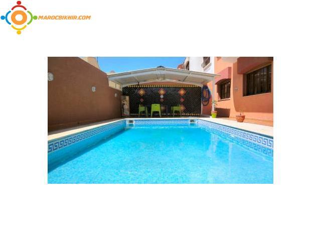 Villa avec piscine louer sidi bouzid bikhir annonce for Appartement a louer a sidi bouzid avec piscine