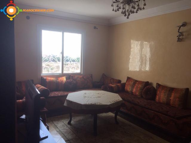 Appartement de 67m2 hay mohammadi agadir agadir bikhir for Salon zineb hay mohammadi
