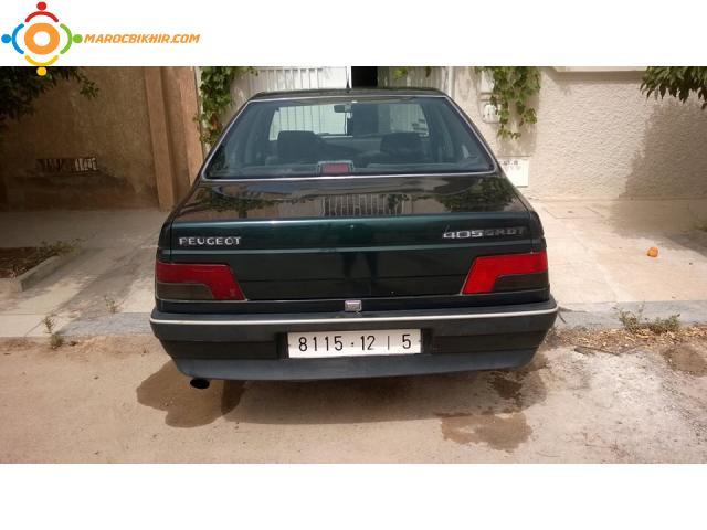 Peugeot 405 Oujda Bikhir Annonce Bon Coin Maroc