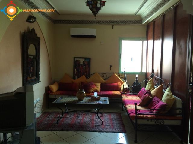 Appartement louer meubl pas loin de sup de co bikhir - Le bon coin machine a laver ...
