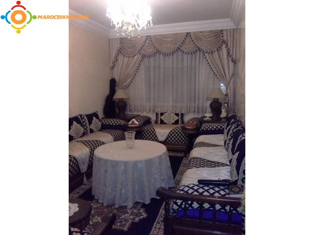 salon marocain rabat bikhir annonce bon coin maroc. Black Bedroom Furniture Sets. Home Design Ideas