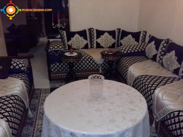 salon marocain salon marocain - Rideaux Marocain Prix