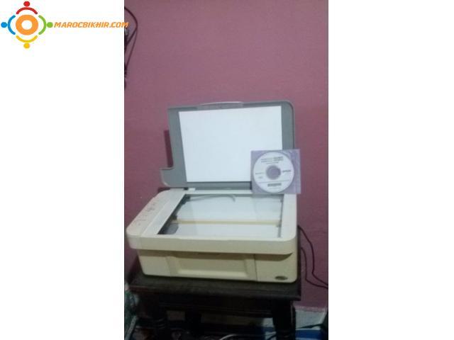 imprimante plus scanner epson bikhir annonce bon coin maroc. Black Bedroom Furniture Sets. Home Design Ideas