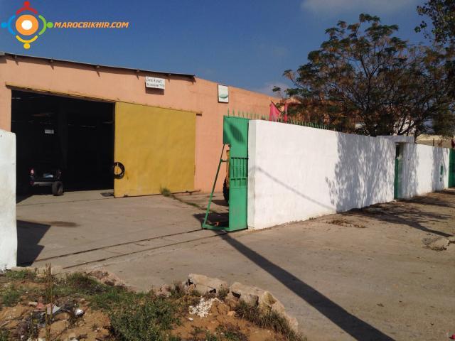 d p t et local usage industriel bikhir annonce bon coin maroc. Black Bedroom Furniture Sets. Home Design Ideas