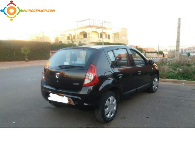 dacia sandero a vendre sal bikhir annonce bon coin maroc. Black Bedroom Furniture Sets. Home Design Ideas