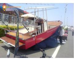 bateau de plaisance