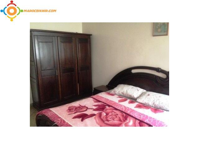 Joli studio meubl au centre ville de rabat bikhir for Au bon coin 45 meubles