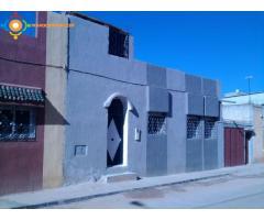 maison 100 m² tahla