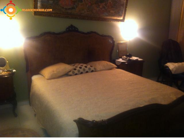 Chambre a coucher italienne style baroque bikhir annonce for Chambre a coucher bon prix