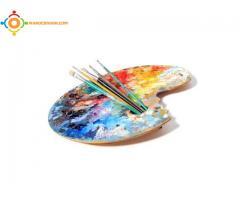 Cours de dessin et de peinture kénitra