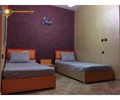 appartement de prestige meublé par jour FES