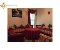 bel appartement meublé par jour sur FES