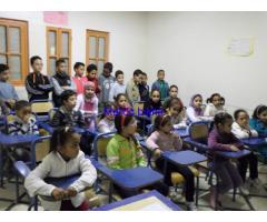 Cours de soutien à Daoudiat