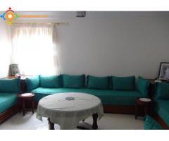 Bel appartement entièrement renové, proximité Marjane Hay Hassani