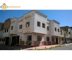 Maison azzemour près de mazagan  270 m2 R+1 possibilité R+3
