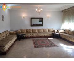 appartement meublé pour vacance FES