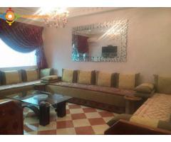 appartement meublé à louer pour une courte période FES MAROC