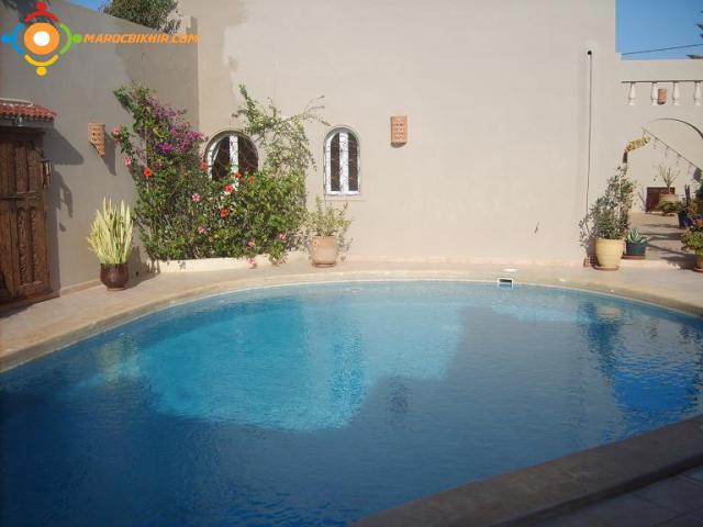 villa avec piscine mirleft - Location Villa Mirleft Avec Piscine