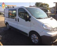 Renault Trafic L2 H1 CABINE APPROFONDIE