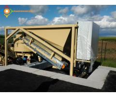 Mobile cold asphalt mixing plant SUMAB A15