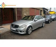 Mercedes-benz classe c 220 pack amg