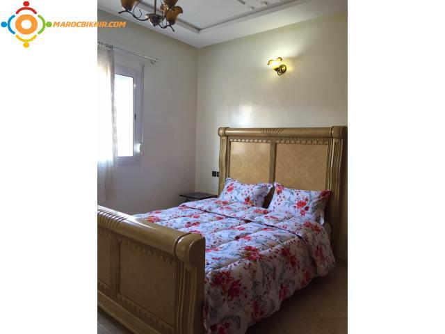 appartement bien meubl a louer par jr bikhir annonce. Black Bedroom Furniture Sets. Home Design Ideas