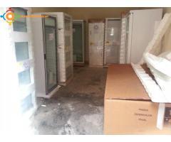 Stock de matériels frigorifiques neuf frigo congel