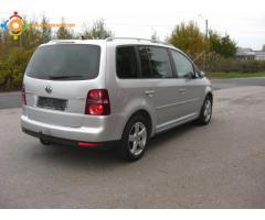 Voiture Volkswagen Touran 1,9tdi