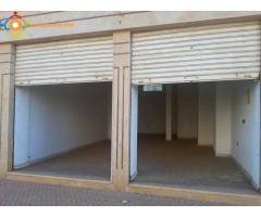 un garage 62 m² dans un bon coin a sala jadida